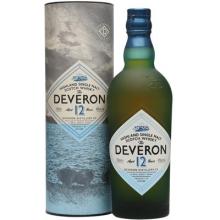德弗伦12年单一麦芽苏格兰威士忌 Deveron 12 Year Old Highland Single Malt Scotch Whisky 700ml