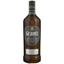 格兰三桶陈酿烟熏调和苏格兰威士忌 Grant's Triple Wood Smoky Blend Scotch Whisky 700ml