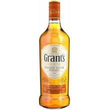 格兰过桶系列朗姆桶陈酿调和苏格兰威士忌 Grant's Cask Editions Rum Cask Finish Blend Scotch Whisky 700ml