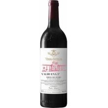 贝加西西利亚瓦布伦纳5°干红葡萄酒 Vega Sicilia Tinto Valbuena 5° 750ml