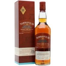 塔木岭雪莉桶单一麦芽苏格兰威士忌 Tamnavulin Sherry Cask Edition Speyside Single Malt Scotch Whisky 700ml