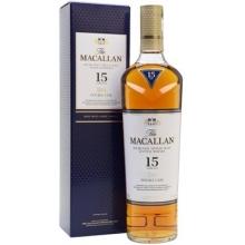 麦卡伦15年双桶单一麦芽苏格兰威士忌 Macallan 15YO Double Cask Highland Single Malt Scotch Whisky 700ml