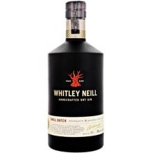 惠特利尼尔经典伦敦干金酒 Whitley Neill The Original London Dry Gin 700ml
