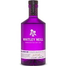 惠特利尼尔干姜金酒 Whitley Neill Rhubarb & Ginger Gin 700ml
