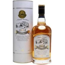 【限时特惠】傲玛波本花香单一麦芽威士忌 OMAR Bourbon Type Single Malt Whisky 700ml